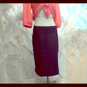 Nicole Miller Pencil Skirt